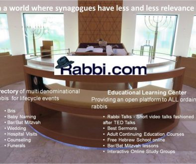 Rabbi com Overview June 2017