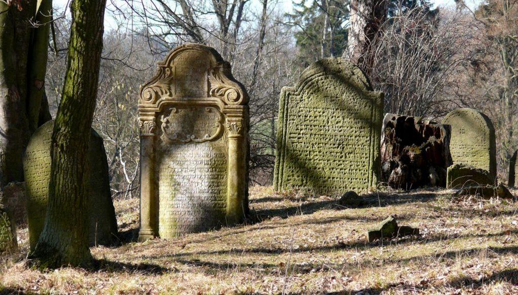 Jewish cemetary Public Domain