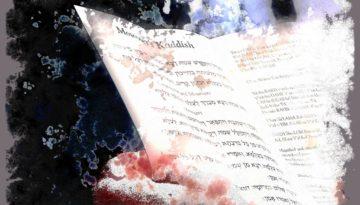 Virtual mourners kaddish prayer
